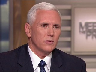 On Carrier Deal, Pence Denies Crony Capitalism
