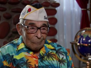 Oldest-Known Pearl Harbor Veteran, 104, Bulks Up for 75th Anniversary