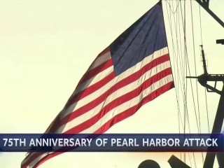 Pearl Harbor, 75 Years Later: The Greatest Generation Returns