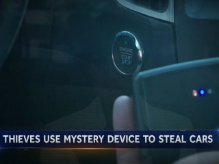 Thieves Are Using Mobile Key Cloning Technology to Steal Cars