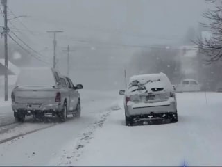 Siberian Express: Blast Brings Snow, Ice to Large Sections of U.S