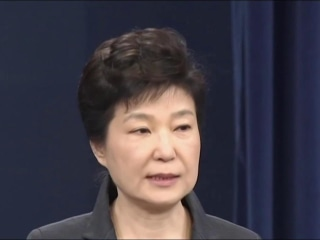 South Korea lawmakers vote to impeach President Park Geun-hye