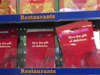 Gift Card Warning: What You Need to Know for the Holidays