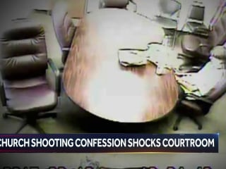 Alleged Charleston Massacre Gunman's Confession Stuns Courtroom