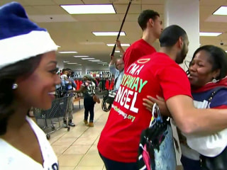 Inspiring America: Secret Santas Bring Surprise Gifts to Holiday Shoppers
