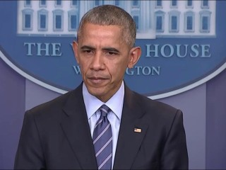 Obama on Syria, Other World Conflicts: 'I Always Feel Responsible'