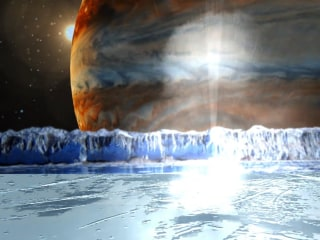 Is There Life Beneath Europa's Oceans?