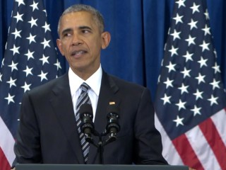 Obama Defends His Administration's Terror Strategy