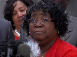 Walter Scott's Mom: 'It's Not Over,' My Son 'Will Get His Just Reward'