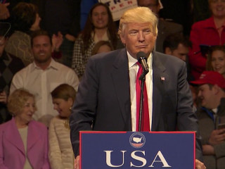 Watch Highlights of Trump's First Victory Tour Speech