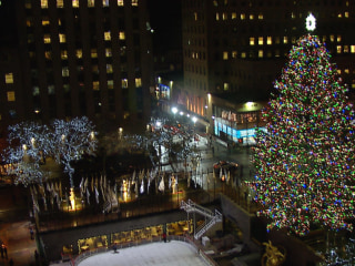 Watch Live: Rockefeller Center Christmas Tree