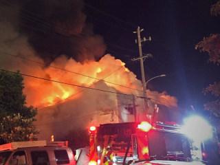 Watch Live: Oakland Warehouse Fire Update