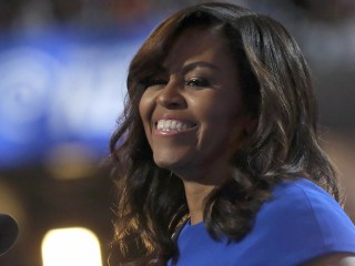 Watch Live: Michelle Obama Speaks at 'Toys for Tots' Event