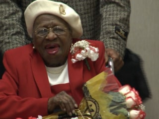 Oldest African American in U.S. Celebrates 112th Birthday