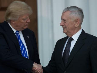 Donald Trump reveals pick of James 'Mad Dog' Mattis for secretary of defense