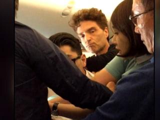 Pop Star Richard Marx Restrains Unruly Passenger on Jet