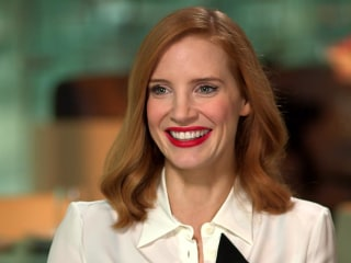 Jessica Chastain: 'I can't begin to fathom' how far I've come since Juilliard