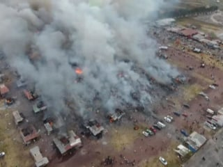 Mexico Fireworks Explosion: Death Toll Still Expected to Rise