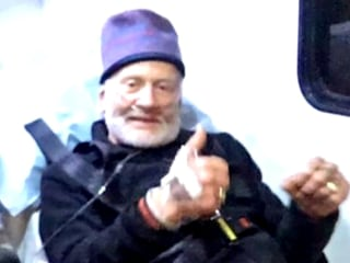 Buzz Aldrin reportedly recovering well after being evacuated from Antarctica