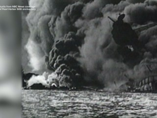 'Remember What Happened': Pearl Harbor Survivors Recount Attack