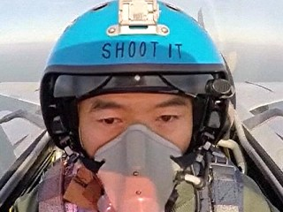 Watch China's Top Guns Hold First Live-Fire Drill With Carrier
