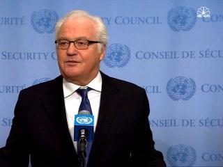 Russian UN Ambassador: 'Scandalous' For U.S. 'To Go After Our Kids'