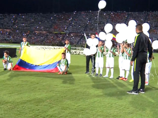 Soccer Club Holds Tearful Tribute for Plane Crash Victims
