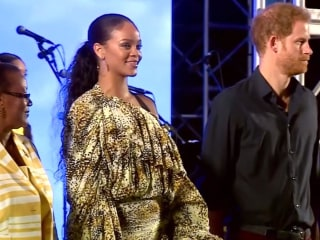 The Prince and the Diva: Harry Joins Rihanna at Barbados Bash