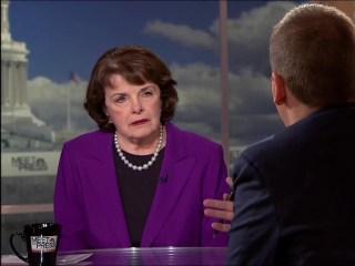Full Feinstein Interview: Hacks Targeted Both Parties
