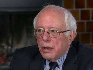 'He Makes Me Very Nervous' Sen. Bernie Sanders on Trump
