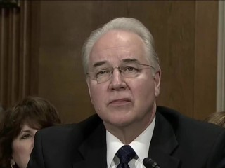 Trump's Health Nominee Faces Insider Trading, Corruption Questions