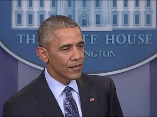 Pres. Obama's Final News Conference: 'I Think We're Going to Be OK'