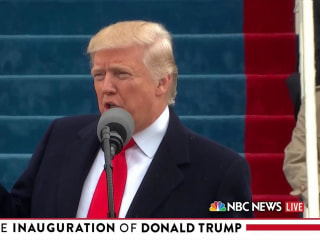 Trump: 'Together We Will Determine the Course of America'