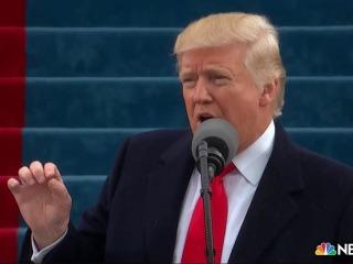Trump Calls for Unity Through Patriotism at Inauguration