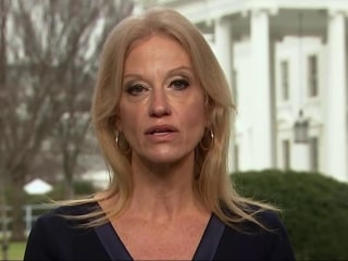 Conway: Press Secretary Gave 'Alternative Facts'