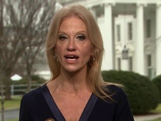 Full Conway Interview: Presidents 'Aren't Judged by Crowd Size'