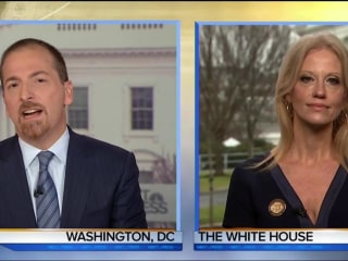 Conway Calls Feud With Intelligence Community: 'Lies'