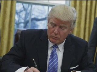 President Trump Begins Rolling Back Obama-Era Policies