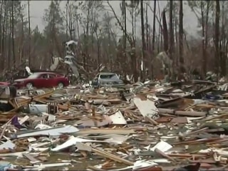 At Least 20 Killed as Tornadoes, Severe Storms Hit Southeastern U.S.