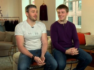 Inspiring America: Two Blind Brothers Working to Cure Blindness via Clothing