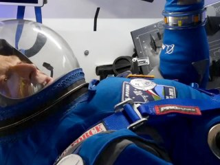 NASA Unveiled the New Spacesuit for Starliner Astronauts