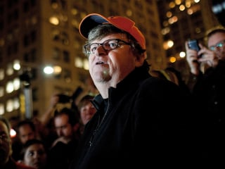 Michael Moore: 'Do Not Despair, Do Not Give Up'