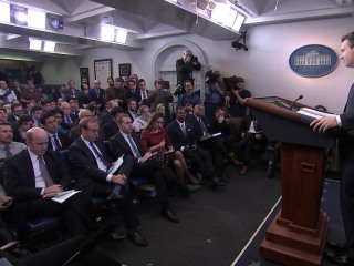 WH on Future of Press Corps: 'It's More Than Just Symbolism'