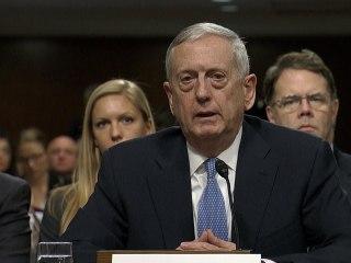 Mattis: World Order 'Under the Biggest Attack Since WWII'