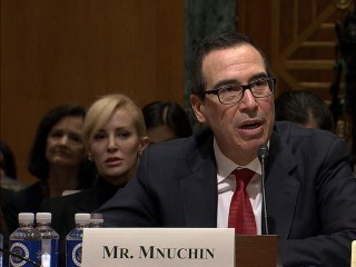 Mnuchin Admits to Mistake in Not Disclosing Role in Offshore Entity