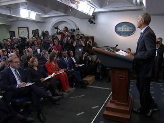 Obama Praises Free Press: 'Our Democracy Needs You'