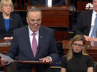 Schumer: 'America Cannot Afford a Twitter Presidency'