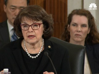 Feinstein Questions Sessions on Abortion, Civil Rights Record