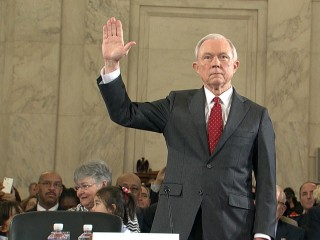 Sessions Opens Hearing: Atty. General 'Cannot Be A Mere Rubber Stamp'