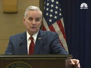 Minnesota Gov. Announces He has Prostate Cancer